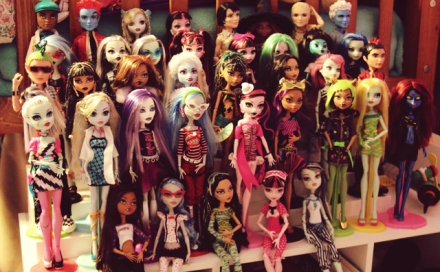 Disney Monster High