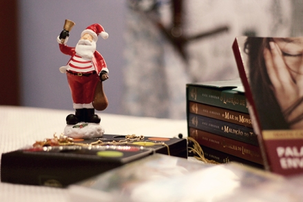 Presentes e compras de Natal