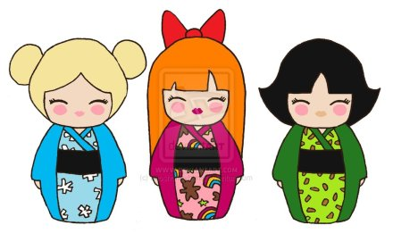 Powerpuff_Girls_Kokeshi_by_kaoshoneybun