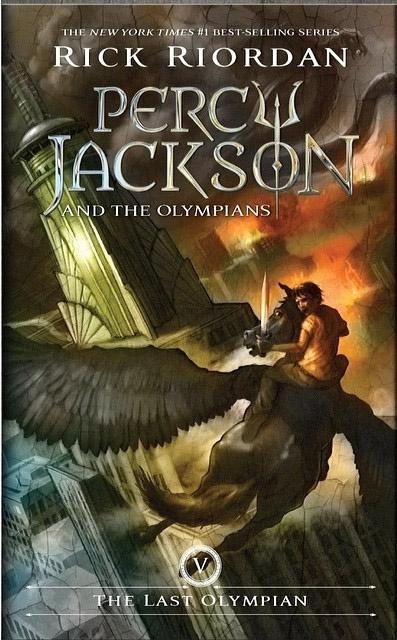 Percy Jackson e Os Olimpianos - O Último Olimpiano