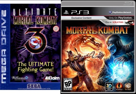 Mortal Kombat 9 - Ultimate