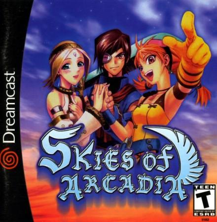 Skys of Arcadia