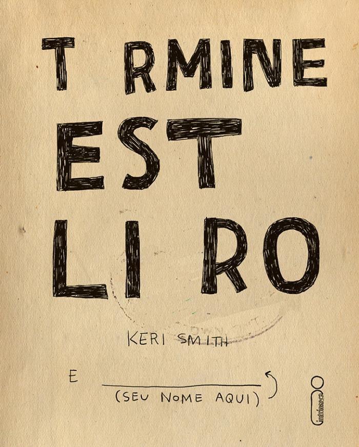 Termine-Este-Livro-Keri-Smith