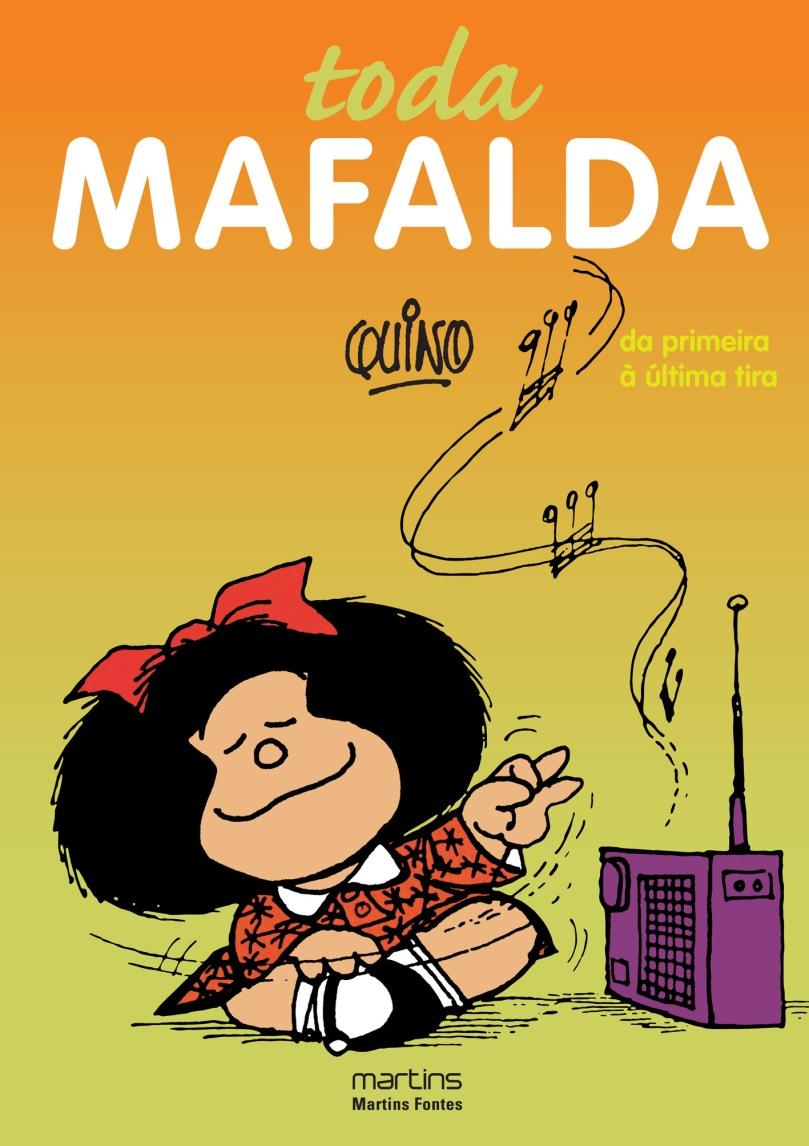 Toda Mafalda-capa nova